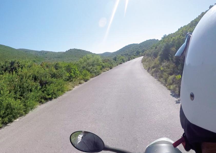 夏 暑い日 バイク あるある