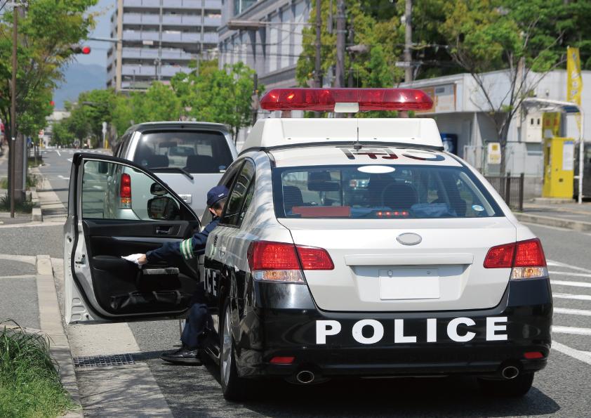 ハイフラ 整備不良 警察
