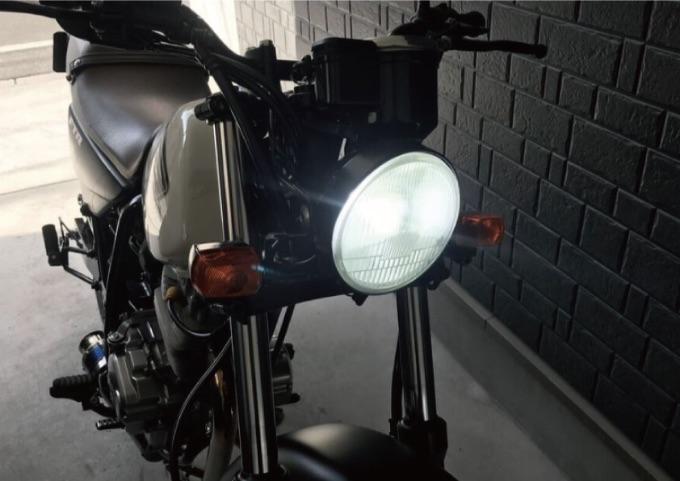 LEDヘッドライト バルブ バイク