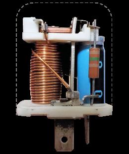機械式リレー ウインカーリレー 仕組み