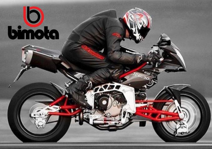 バイクメーカー 特徴 ビモータ