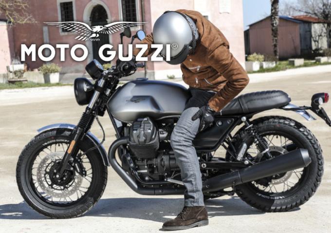 バイクメーカー 特徴 モトグッツィ