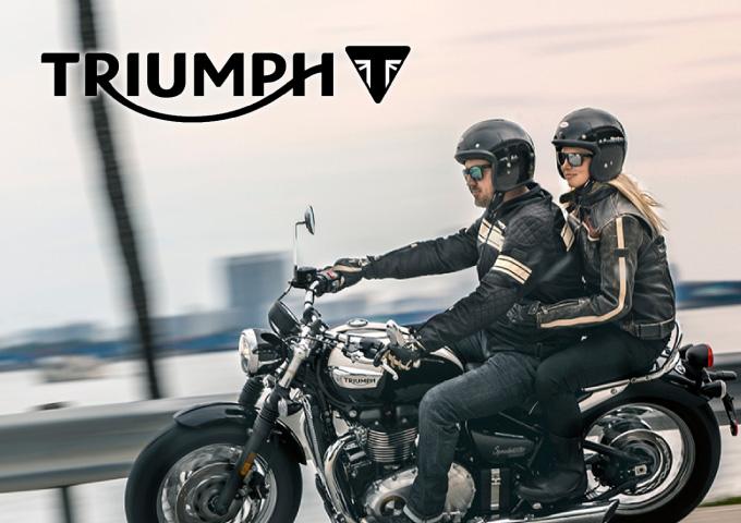 バイクメーカー 特徴 トライアンフ