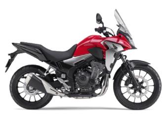 バイク種類 アドベンチャー 400x
