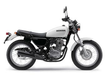 バイク種類 オールドルック cb223s
