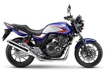 バイク種類 ネイキッド CB400