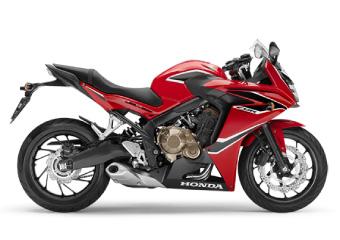バイク種類 ツアラー CB650F