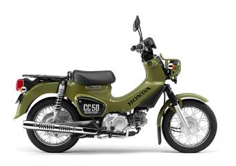 バイク種類 スクーター クロスカブ