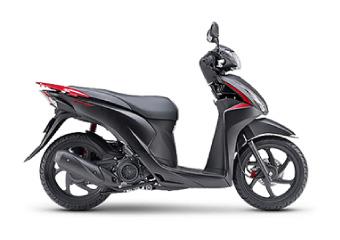 バイク種類 スクーター DIO