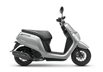 バイク種類 スクーター ダンク