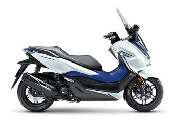 バイク種類 スクーター フォルツァ