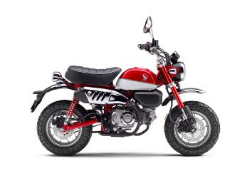 バイク種類 ミニバイク モンキー125