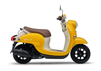 バイク種類 スクーター ビーノ
