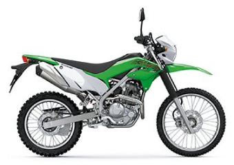 バイク種類 スーパースポーツ KLX230