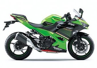 バイク種類 スーパースポーツ ニンジャ250