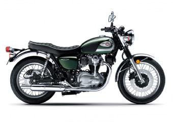バイク種類 オールドルック w800