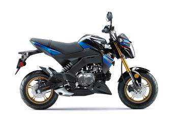 バイク種類 ミニバイク Z125