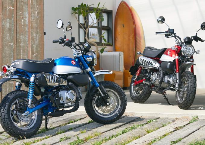 バイク 種類 ミニバイク