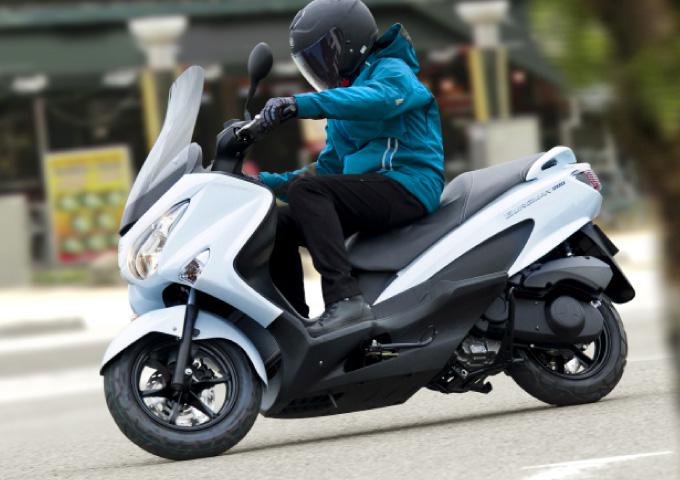 バイク 種類 スクーター