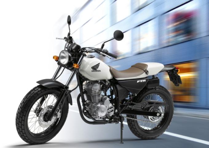 バイク 種類 ストリート系