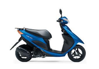 バイク種類 スクーター アドレスV50