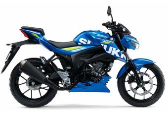 バイク種類 ストリートファイター s125