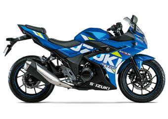 バイク種類 スーパースポーツ GSX