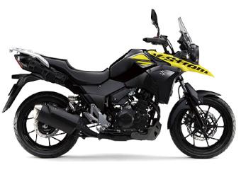 バイク種類 アドベンチャー Vストローム250