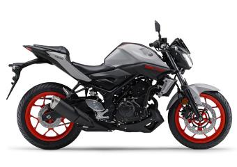 バイク種類 ストリートファイター MT-03