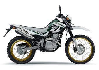 バイク種類 オフロード セロー250