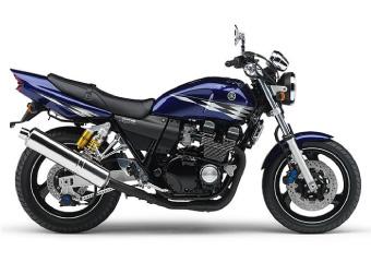 バイク種類 ネイキッド ZRX400
