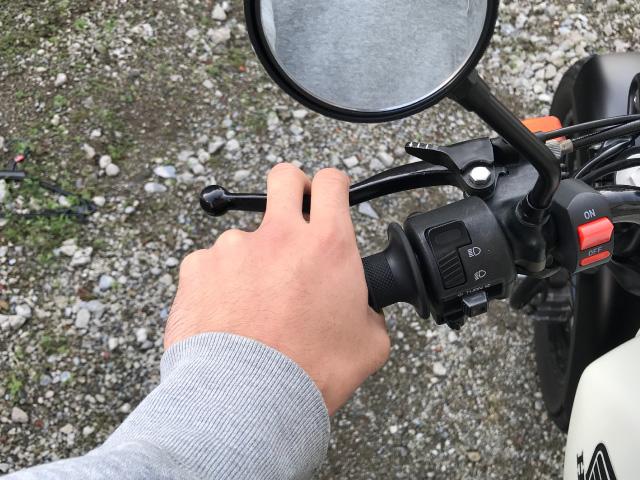 バイク クラッチ調整 メンテナンス