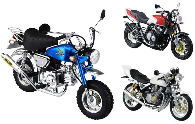 バイク好きが喜ぶ プレゼント ミニチュア