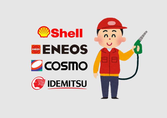 ハイオク レギュラー ガソリンスタンド 品質の違い