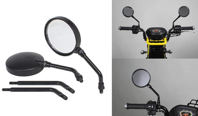 バイク ミラー種類 Z2ミラー