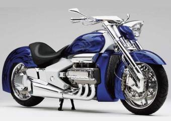ワルキューレルーン コンセプトモデル バイク
