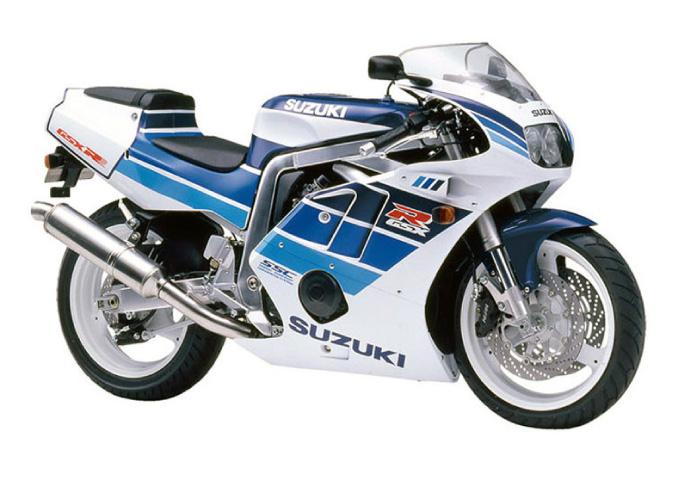 仮面ライダーZO バイク GSX-R400R