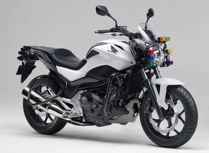 バイク 教習車 nc750