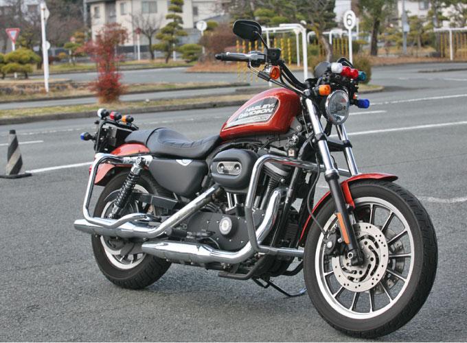バイク 教習車 ハーレー