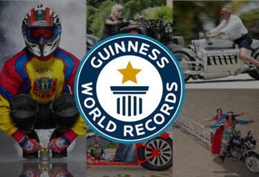 【全10種】世界で一番〇〇なバイク特集!世界最速や最小、最大、面白などなど。ギネス記録も