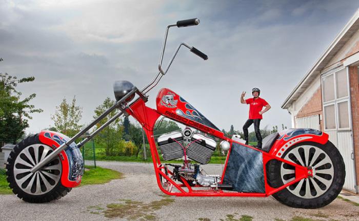 世界最高のバイク オートバイ
