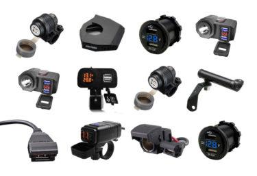 バイク用USB電源で迷ったら!おすすめ人気10選!デイトナ、キジマ、急速充電、電圧計付きなど