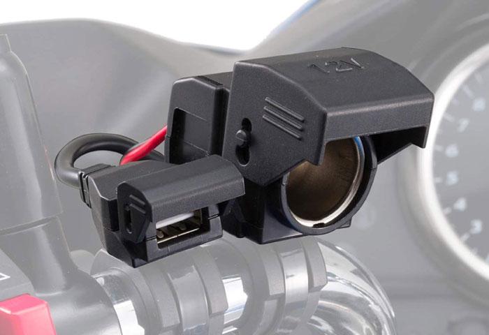 バイク用USB電源 おすすめ シガーソケット