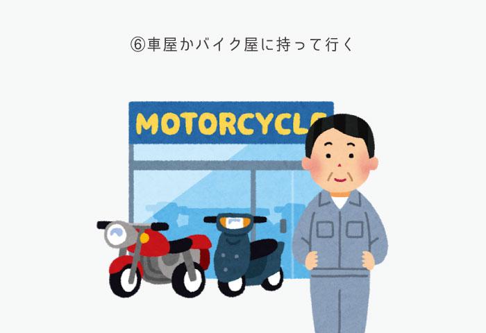 なめたネジ 外し方 バイク屋車屋