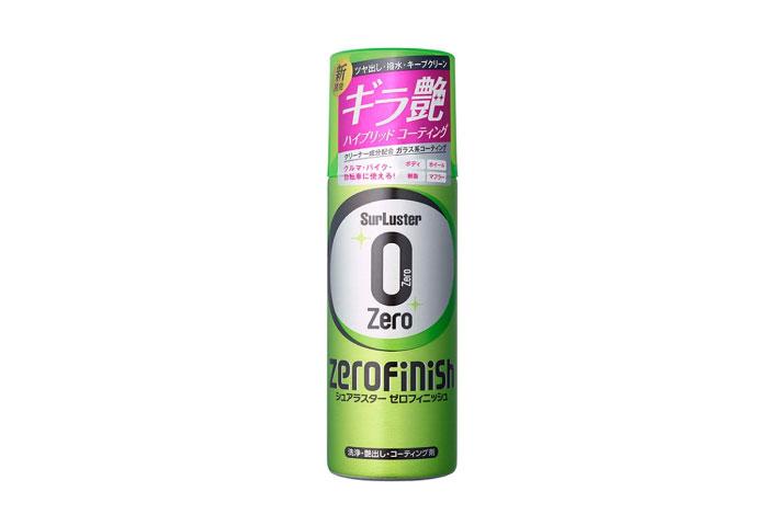 コーティング剤 おすすめ ゼロフィニッシュ