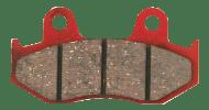 デイトナ ブレーキパッド 赤パッド