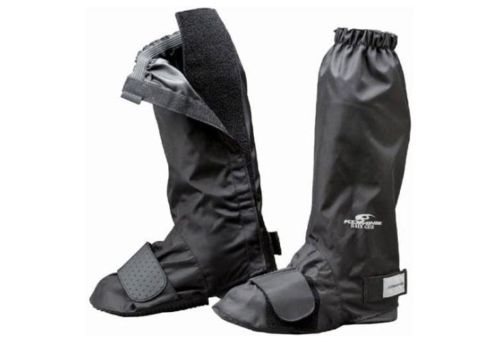 バイク 雨具 靴カバー