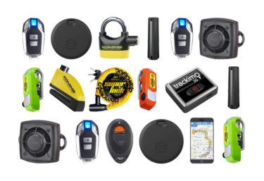 【最新】バイクのセキュリティ対策!おすすめ人気8選!GPS付スマホ連動なども