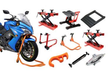 バイク用スタンドで迷ったら!人気おすすめ8選!整備やメンテが楽になる