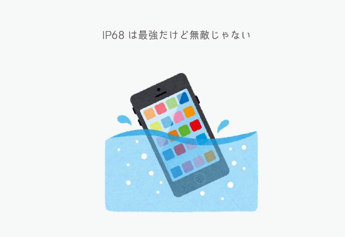 最強 防水 IP68